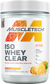MuscleTech Iso Whey Clear Ultra-Pure Protein Isolate Orange Dreamsicle