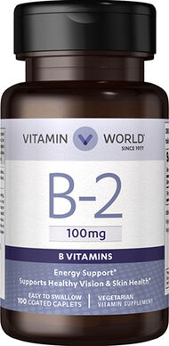 Vitamin B-2 100 mg., , hi-res