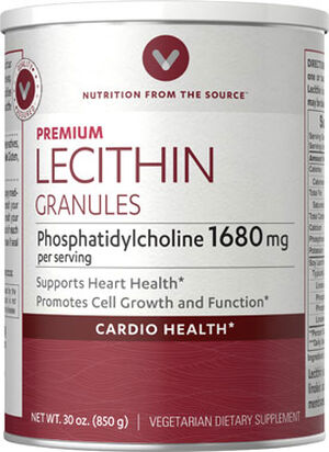 Vitamin World Lecithin Granules 30 oz. Granules