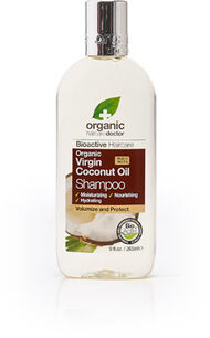 Organic Doctor Virgin Coconut Oil Shampoo