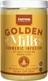 Jarrow Formulas® Golden Milk Turmeric Infusion 9.5 oz. Powder