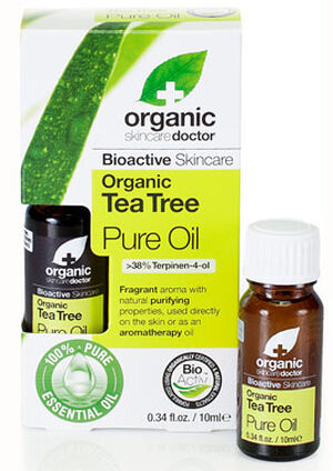 Organic Doctor Tea Tree Pure Oil, , hi-res