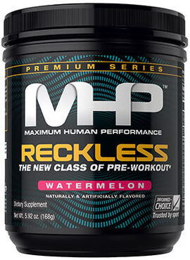 Reckless Pre Workout Watermelon