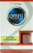 Purified Omni Cleansing Liquid Extra Strength Fruit Punch