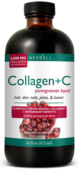 Collagen+C™ Pomegranate Liquid