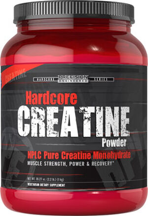 Precision Engineered® Hardcore Creatine Powder 2 lbs. Powder