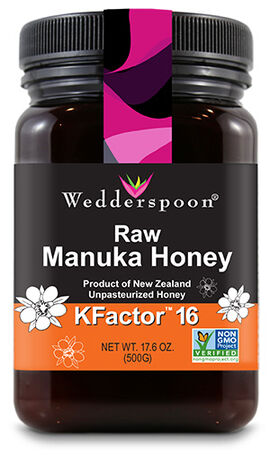 100% Raw Manuka Honey KFactor 16