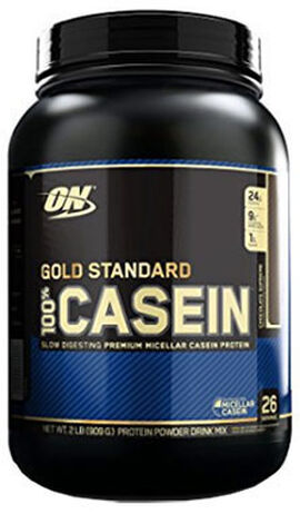 Gold Standard 100% Casein™ Chocolate Supreme 2 lbs.