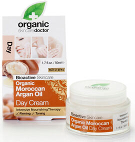 Organic Doctor Moroccan Argan Oil Day Cream