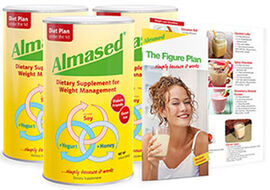Almased® 500g 3-Pack