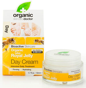 Organic Doctor Royal Jelly Day Cream, , hi-res