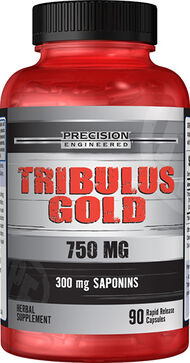 Precision Engineered® Tribulus Gold 750 mg. 90 Capsules