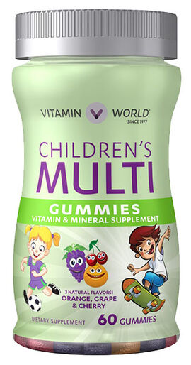 Children's Multivitamin Gummies