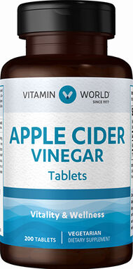 Apple Cider Vinegar 480 mg., , hi-res