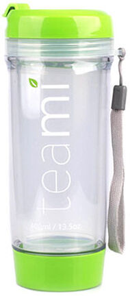 Teami Blends Teami Tea Tumbler Green 1 Bottle Green