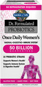 Garden Of Life Dr. Formulated Probiotics Once Daily Women's 30 Capsules