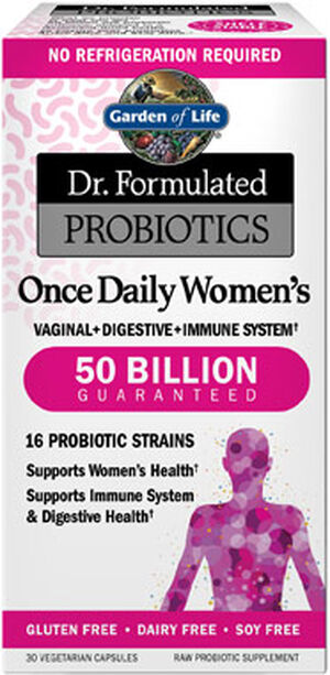 Dr. Formulated Probiotics Once Daily Women's, , hi-res