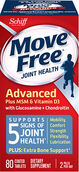 Schiff Move Free Advanced plus MSM and Vitamin D3