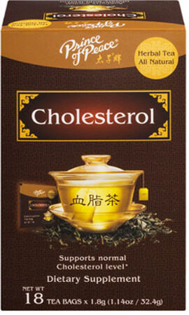 Cholesterol Herbal Tea