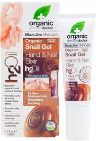 Organic Doctor Snail Gel Hand and Nail Elixir, , hi-res