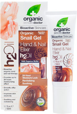 Organic Doctor Snail Gel Hand and Nail Elixir