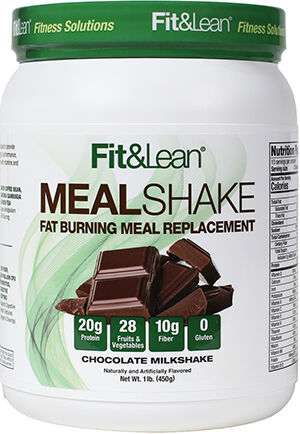 MHP Fit & Lean® Meal Shake Chocolate Milkshake