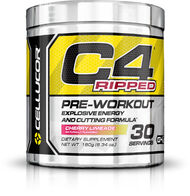 C4 Ripped Pre Workout Cherry Limeade