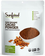 Raw Organic Cacao Powder, , hi-res