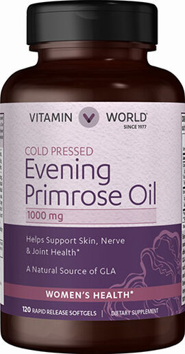 Evening Primrose Oil 1,000mg