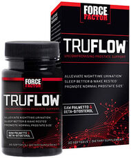 Force Factor TruFlow™ 30 Softgels