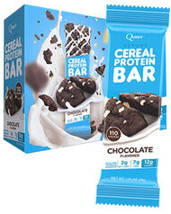Beyond Cereal Protein Bars Chocolate