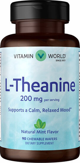 L-Theanine 200mg Quick Dissolve