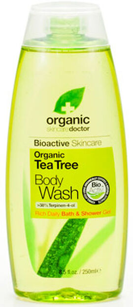 Organic Doctor Tea Tree Body Wash