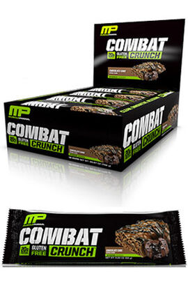 Combat Crunch™ Protein Bars Chocolate Cake