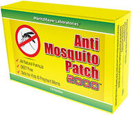 MaritzMayer Laboratories Anti Mosquito Patch 2000™ 1 Box