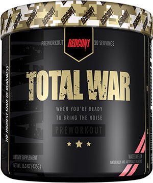 RedCon1 Total War Preworkout Watermelon 14.11 oz. Powder
