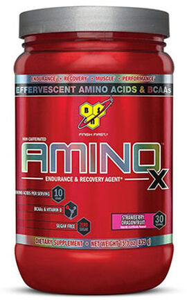 Amino X Strawberry Dragonfruit 15.3 oz.