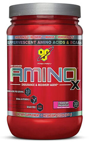 Amino X Strawberry Dragonfruit 15.3 oz., , hi-res