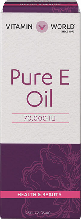 Pure Vitamin E Oil 70,000 IU