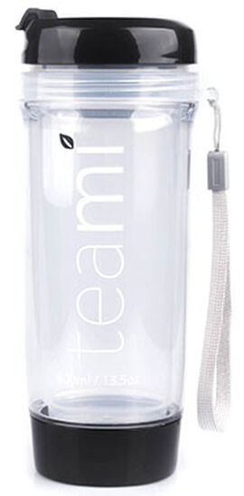 Teami Tea Tumbler Black