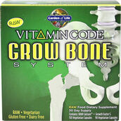 Garden Of Life Grow Bone Vitamin Code® System 1 Kit