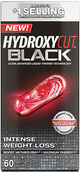 MuscleTech Hydroxycut™ Black 60 Capsules