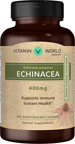 Vitamin World Echinacea 400mg