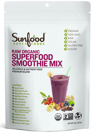 Raw Organic Superfood Smoothie Mix, , hi-res
