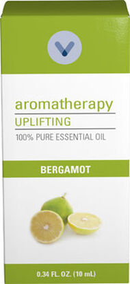 Vitamin World Bergamot Essential Oil 10 ml. Liquid