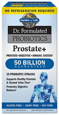 Garden Of Life Dr. Formulated Probiotics Prostate+ 60 Capsules