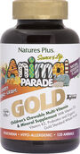 Nature's Plus Animal Parade Gold Children's Multivitamins 120 Tablets