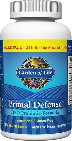 Garden of Life Primal Defense® Ultra Probiotic Formula