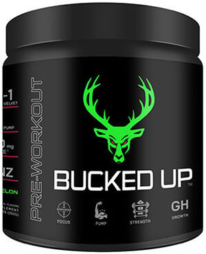 DAS Labs Bucked Up™ Pre Workout Watermelon 7.2 oz. Powder