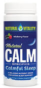 Natural Vitality Natural Calm Calmful Sleep 4 oz. Powder Wildberry